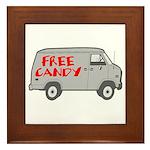 Free Candy Framed Tile