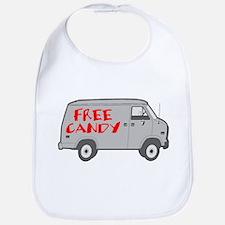 Free Candy Bib