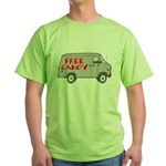 Free Candy Green T-Shirt