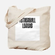 Tetherball Legend Tote Bag