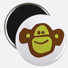 Funny Sockmonkey Magnet