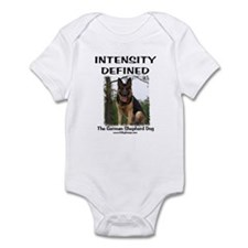 GSD Intensity Defined Infant Bodysuit