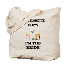 Brides Bachelorette Party Tote Bag
