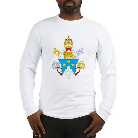 Pope John Paul I Long Sleeve T-Shirt