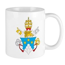 Pope John Paul I Small Mugs