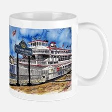 savannah queen river boat Geo Mug