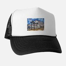 savannah queen river boat Geo Trucker Hat