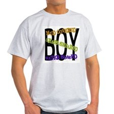 Mud Covered Grass Smeared Water Soaked BOY T-Shirt