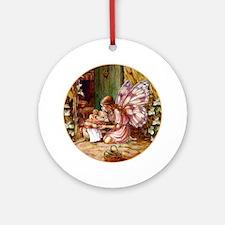 Thumbelina Ornament (Round)