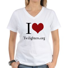 I Heart Twilighters.org Shirt