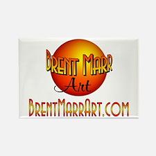 logo Rectangle Magnet