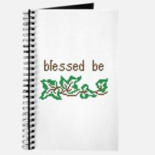 Ivy Blessed Be Journal