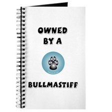 Owned by a Bullmastiff Journal