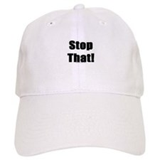 Humane officer Baseball Cap