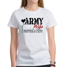 Married a Hero Tee