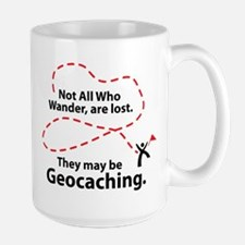 GEO Wander Ceramic Mugs