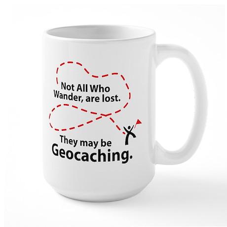 GEO Wander Large Mug