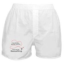 GEO Wander Boxer Shorts