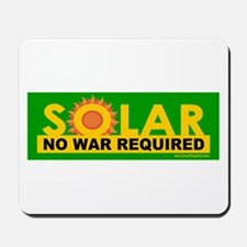 Solar ... Anti-War Mousepad