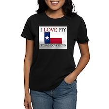 I Love My Texas Boyfriend Tee