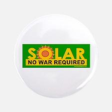 "Solar ... Anti-War 3.5"" Button"