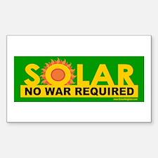 Solar ... Anti-War Rectangle Sticker 10 pk)