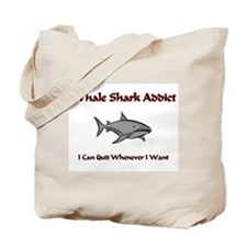 Whale Shark Addict Tote Bag