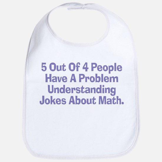 Math Jokes Bib