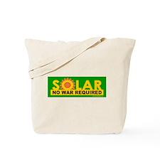 Solar ... Anti-War Tote Bag