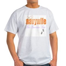 Navywife T-Shirt