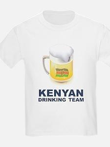 Kenyan Drinking Team T-Shirt