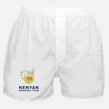 Kenyan Drinking Team Boxer Shorts