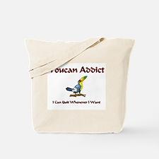 Toucan Addict Tote Bag