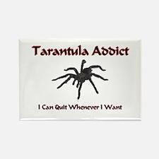 Tarantula Addict Rectangle Magnet