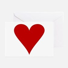 Hearts! Greeting Cards (Pk of 10)