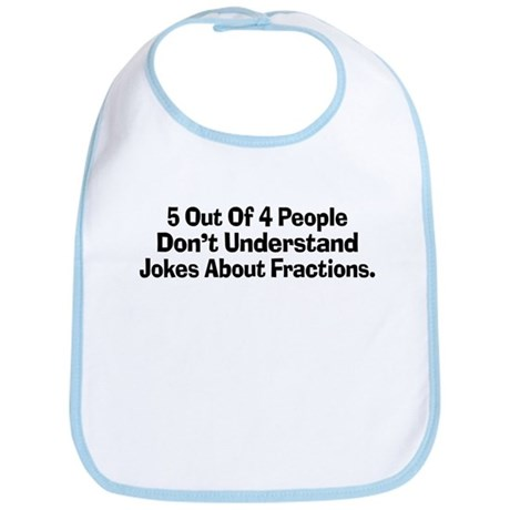 Fraction Jokes Bib