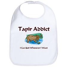 Tapir Addict Bib