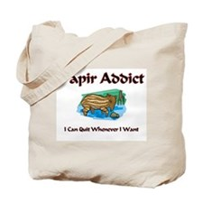 Tapir Addict Tote Bag