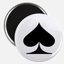 Spades! Magnet