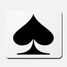 Spades! Mousepad