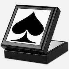 Spades! Keepsake Box