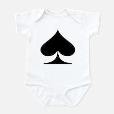 Spades! Infant Creeper