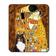 Kiss/Tri Color Sheltie Mousepad