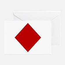 Diamonds! Greeting Cards (Pk of 10)