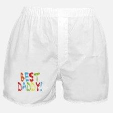 Best Daddy Boxer Shorts