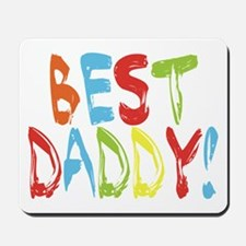 Best Daddy Mousepad