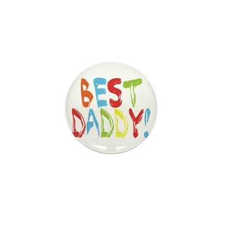 Best Daddy Mini Button (10 pack)