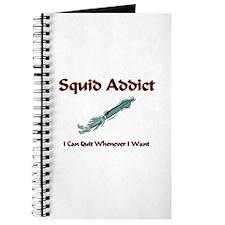 Squid Addict Journal