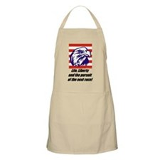 """The Next Race!"" BBQ Apron"