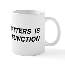 Form and Function Mug